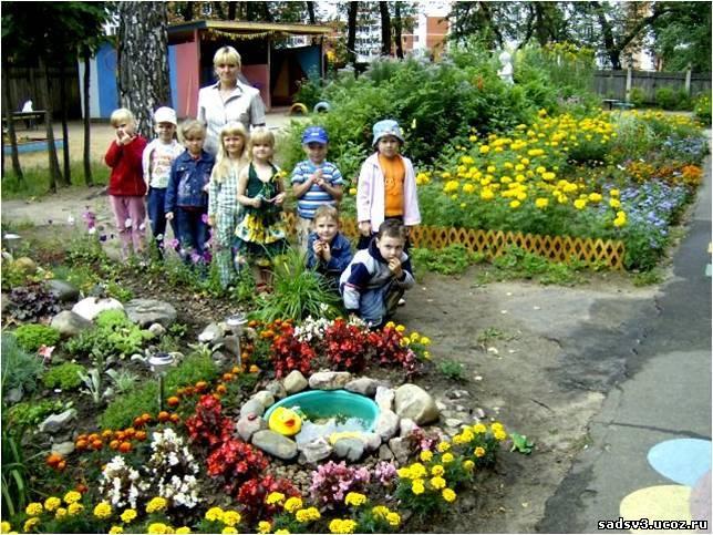 Альпийские горки своими руками в детском саду